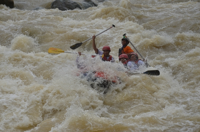 rafting kievit 2013
