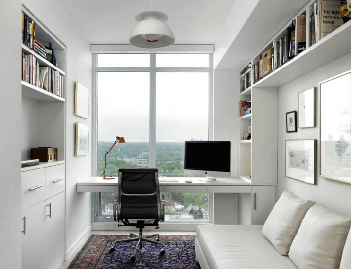 Home Office Ideas Elegant 4 Modern And Chic Ideas For Your Home awesome Modern Home Office Design